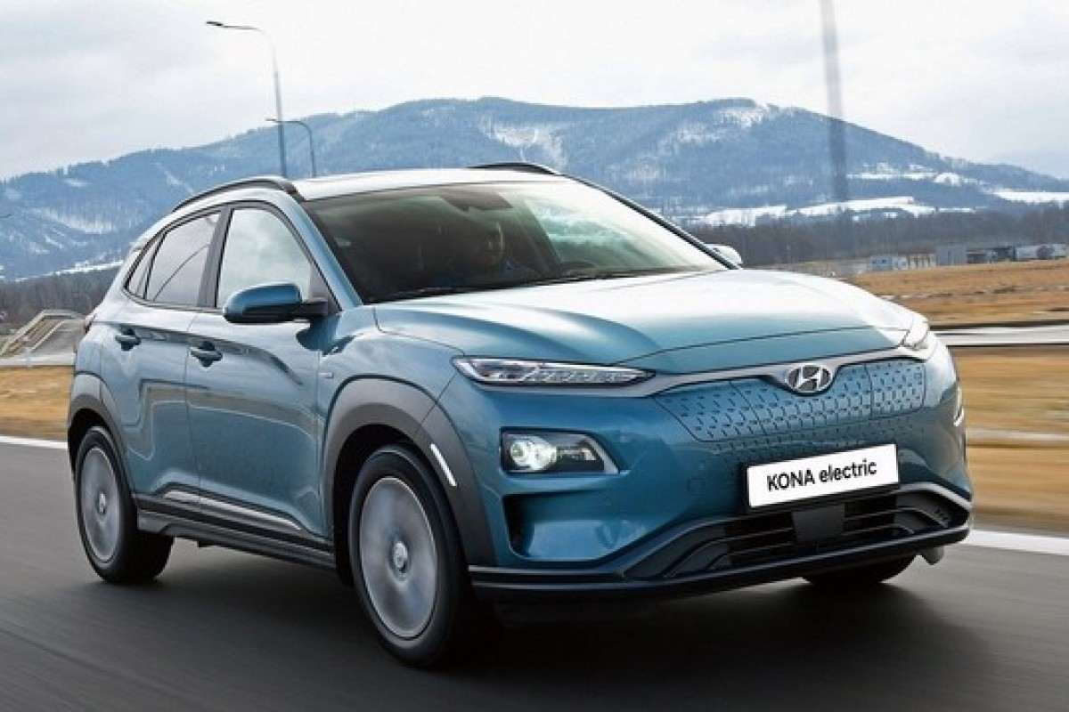Hyundai Kona Electric, arriva il Model Year 2020
