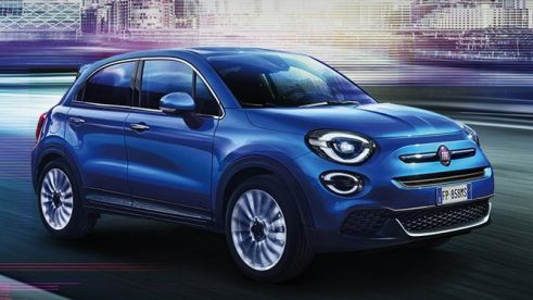 FIAT 500X 1.6 Mjet 120cv 4x2 Business