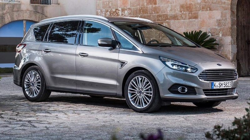 FORD S-MAX 2.0 Tdci 150cv S&s Plus