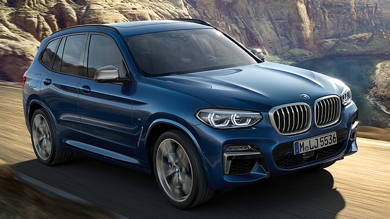 BMW X3 Sdrive 18d Business Advantage