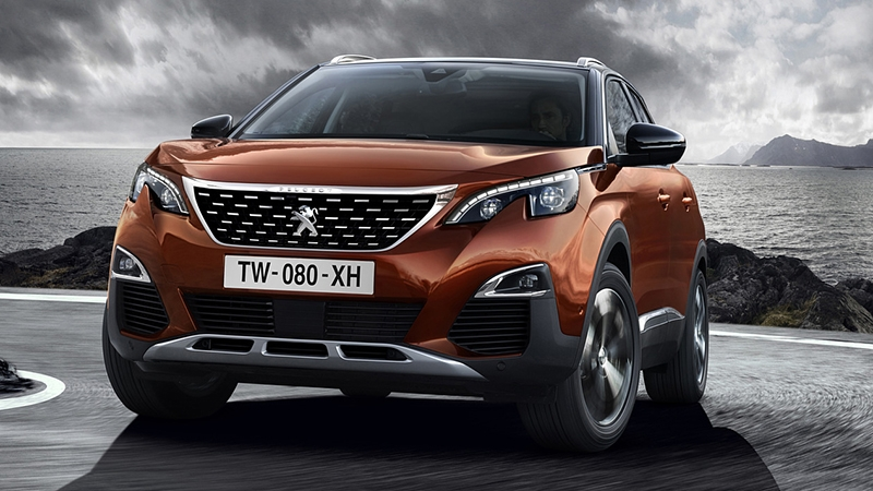 PEUGEOT 3008 Business Bluehdi 120cv S&s