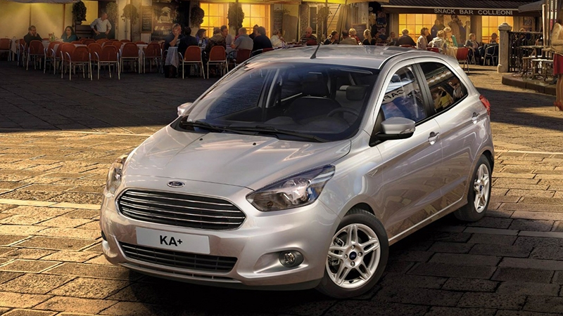 FORD KA+ 1.2 85cv Ultimate