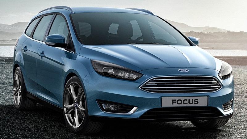 FORD FOCUS SW 1.5 Tdci 95cv S&s Business SwFP