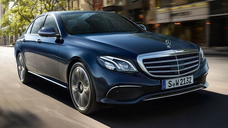 MERCEDES E-CLASS E200d Auto Business Sport
