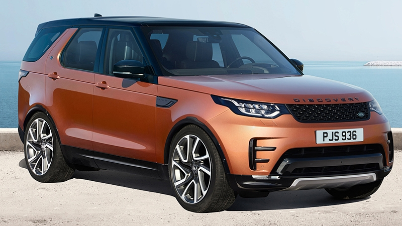 LAND ROVER DISCOVERY 2.0 Td4 Se Autom.
