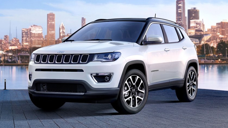 JEEP COMPASS 2.0 Mjt 103kw Opening Edition 4wd Auto