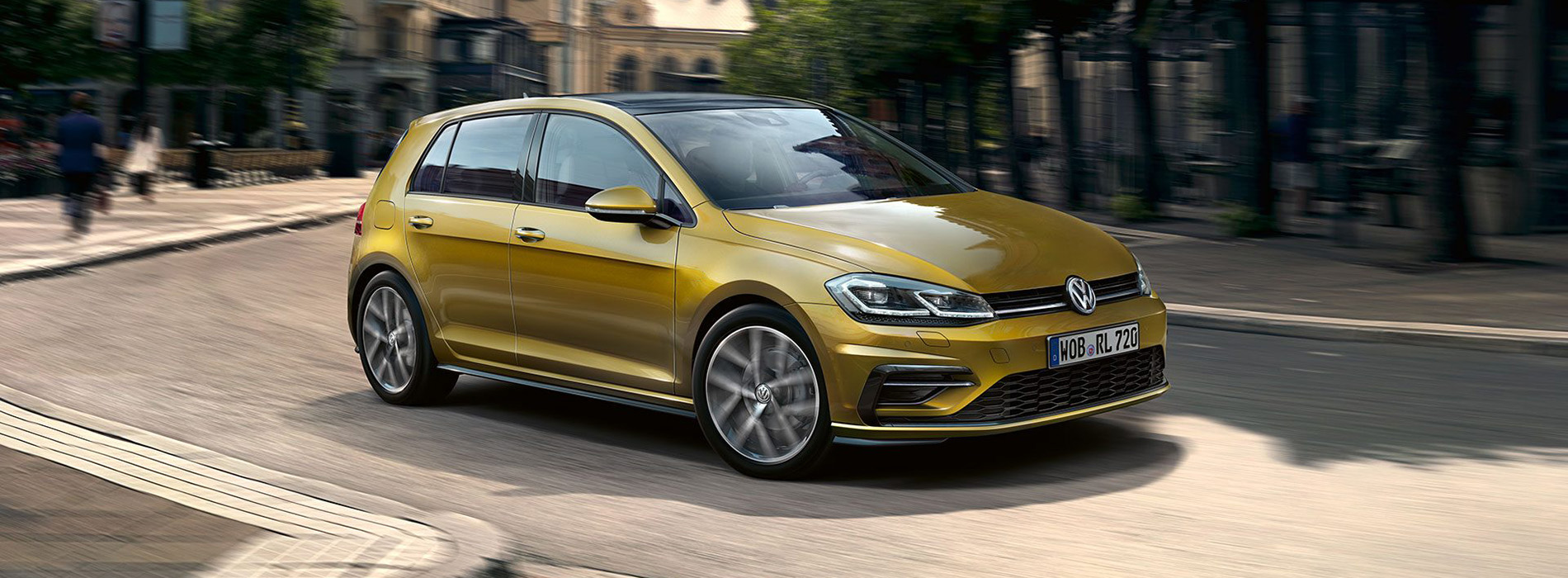 Noleggio Lungo Termine Volkswagen Golf 17 14 Tgi Business