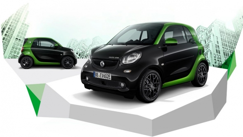 SMART FORTWO COUPÈ electric drive 60kw Youngster