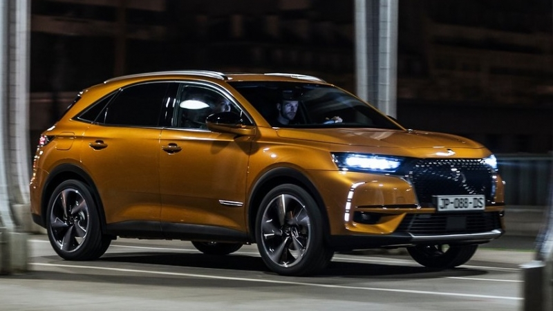 DS 7 CROSSBACK Bluehdi 130 Business