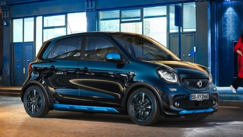 SMART FORFOUR EQ 60kw Passion