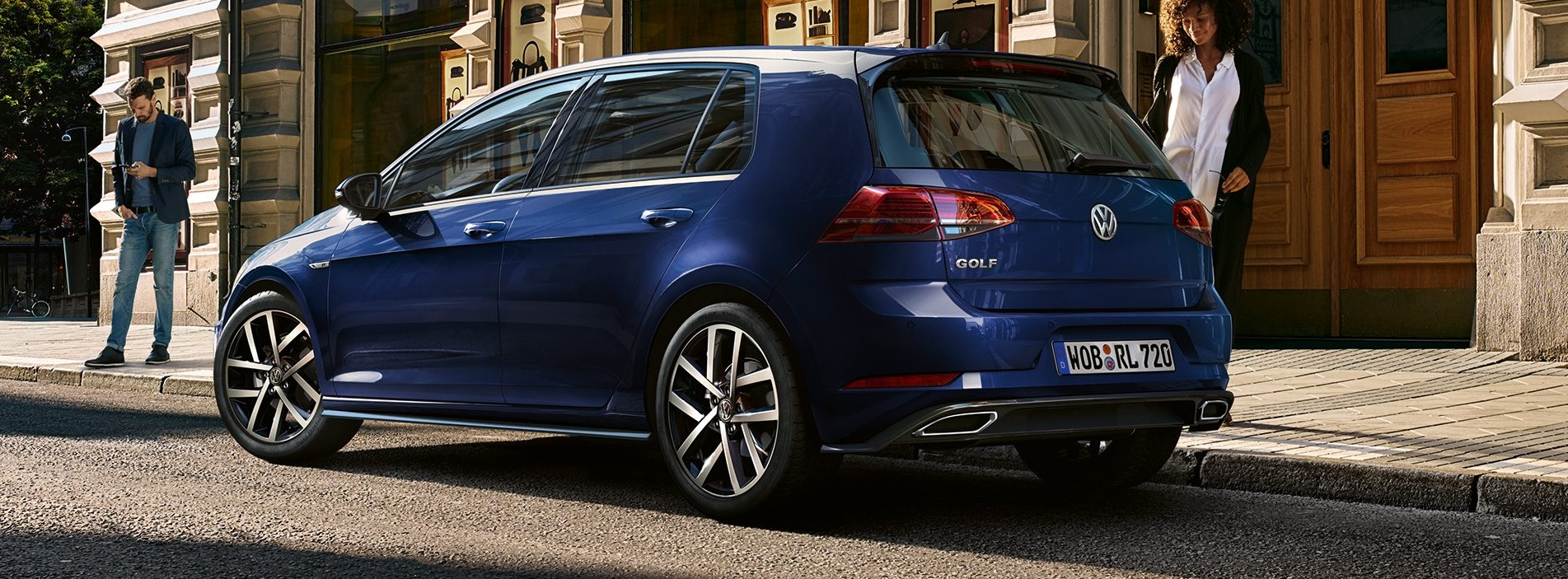 Noleggio Lungo Termine Volkswagen Golf 16 Tdi Business Bmt Qj Rent