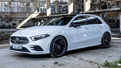 MERCEDES A-CLASS A 180 D Automatic Business Extra