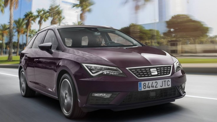 SEAT LEON 1.6 Tdi 85kw Business