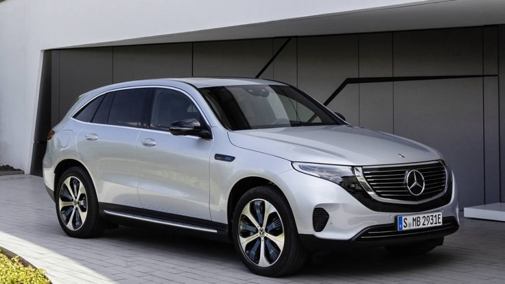 MERCEDES EQC 400 Matic Sport