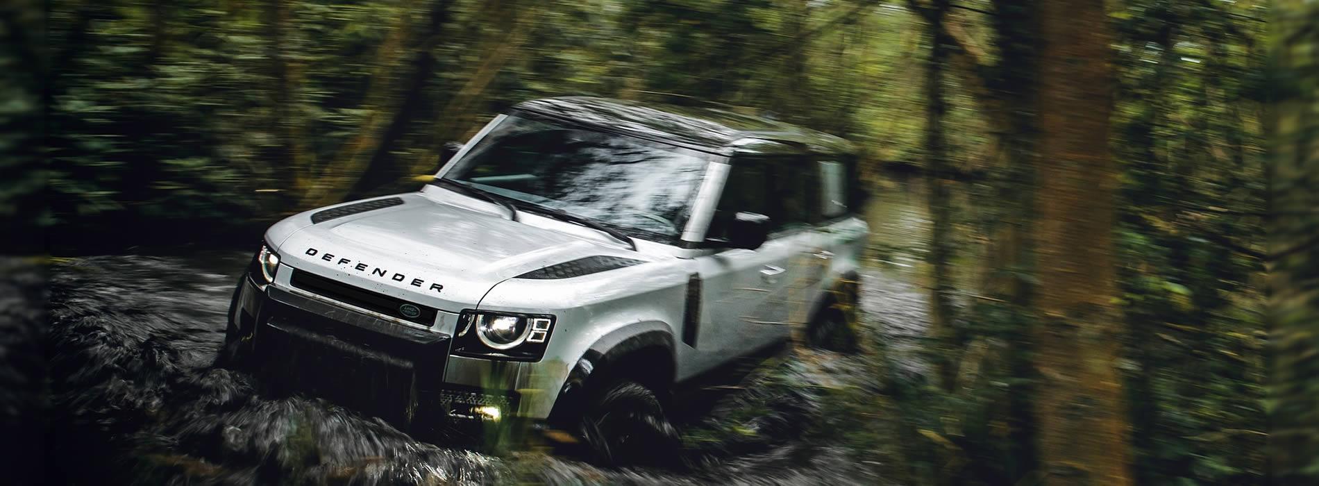 Noleggio lungo termine Land Rover Defender | Qj Rent